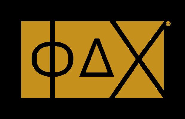 Beta Class Initiation Phi Delta Chi Delta Zeta